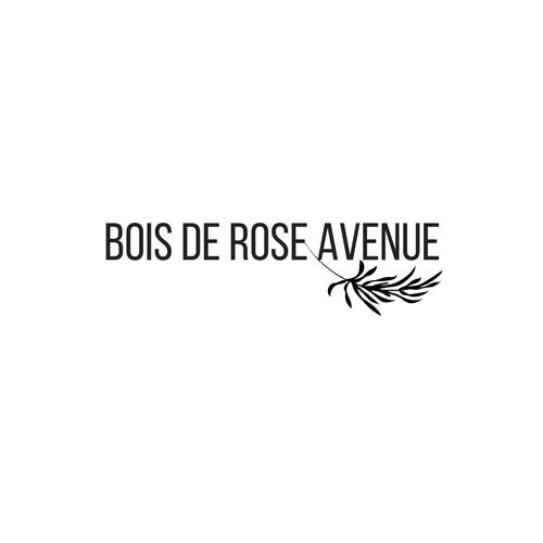 exotique logo bois de rose avenue